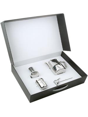 9V674   Подарочный набор для бариста Motta Luxurious Box   Coffee Shop
