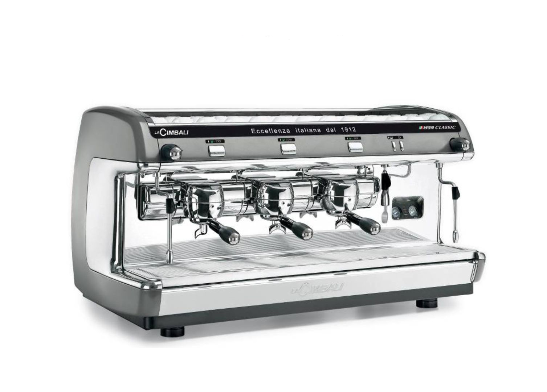 16119 | Кофемашина профессиональная La Cimbali M39 TE Classic C/3 б/у | Coffee Shop