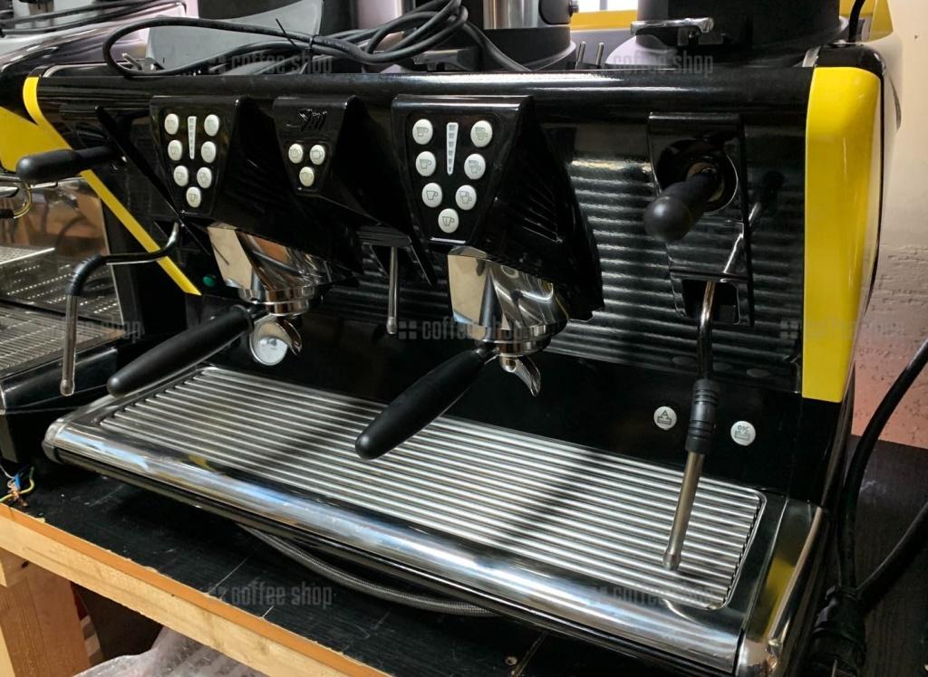 16120 | Кофемашина профессиональная La San Marco 100 E б/у | Coffee Shop
