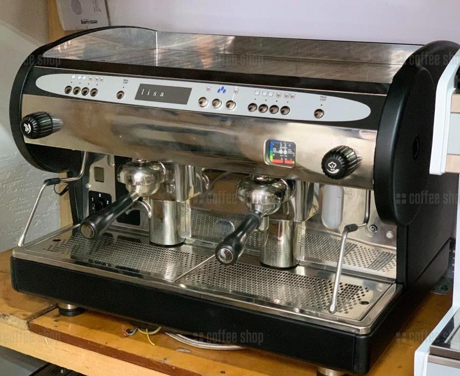 16122 | Кофемашина профессиональная Astoria Lisa SMSA б/у | Coffee Shop