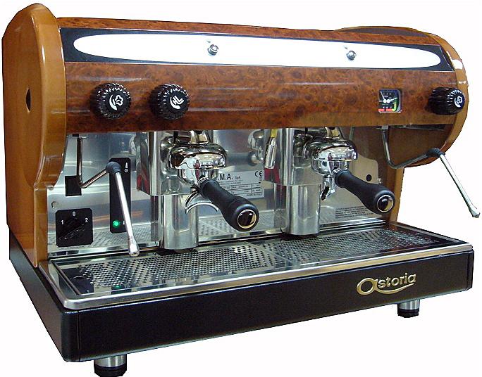16122   Кофемашина профессиональная Astoria Lisa SMSA б/у   Coffee Shop