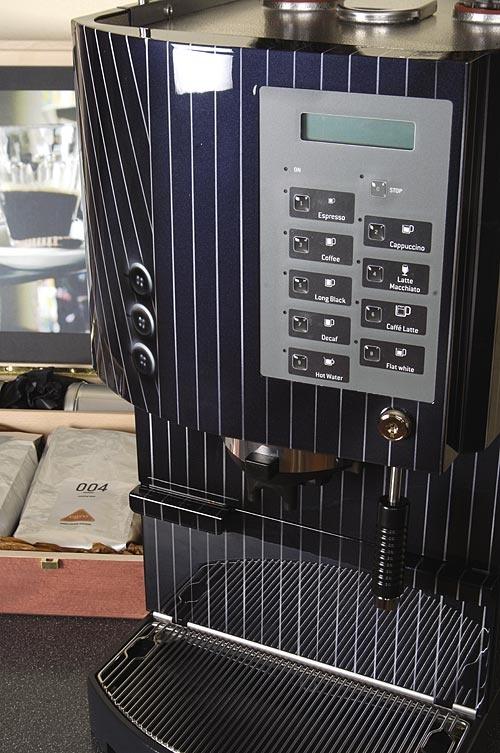 16124 | Кофемашина суперавтомат Egro 5025 Series б/у | Coffee Shop
