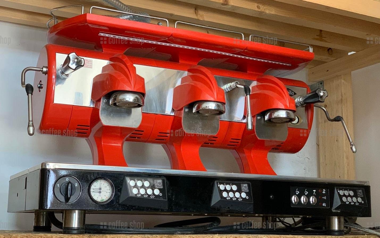 16126 | Кофемашина профессиональная Astoria Sibilla SAE 3 б/у | Coffee Shop