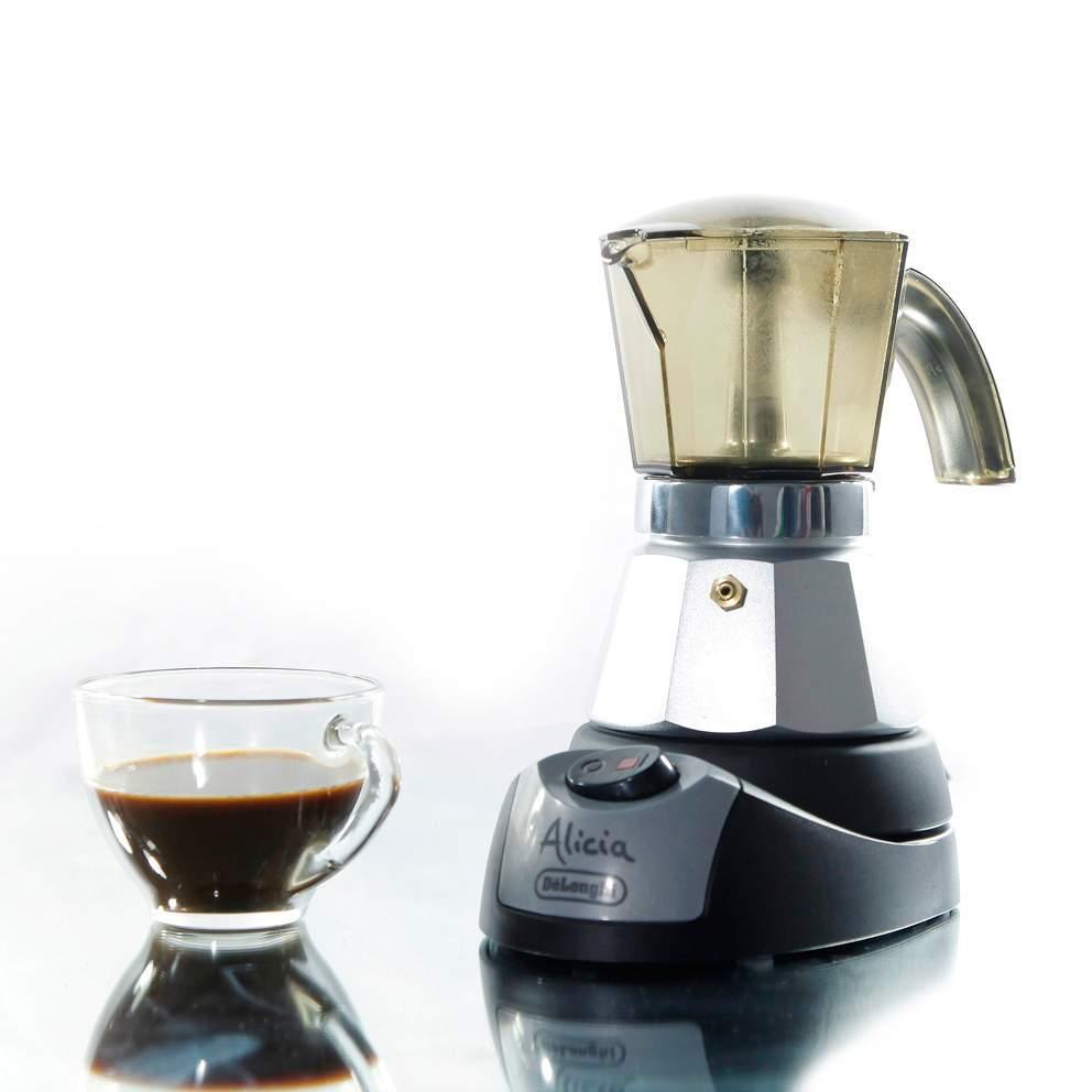 D0132037004 | Кофеварка DeLonghi Alicia EMK 4 | Coffee Shop