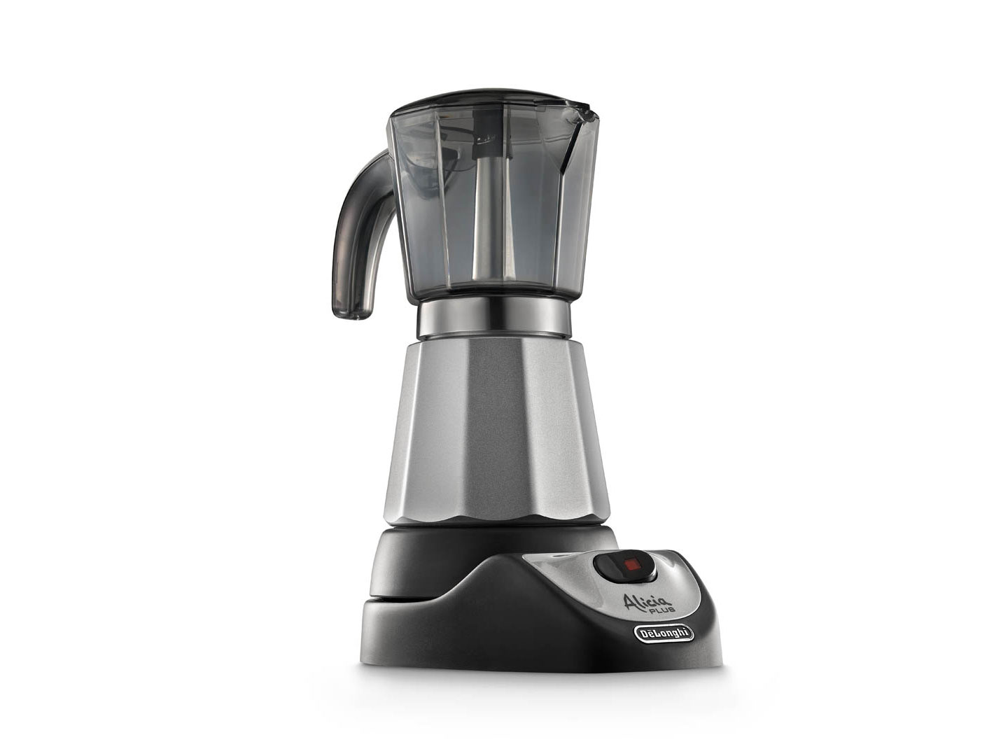 D0132037005 | Кофеварка DeLonghi Alicia Plus EMKM 4 | Coffee Shop