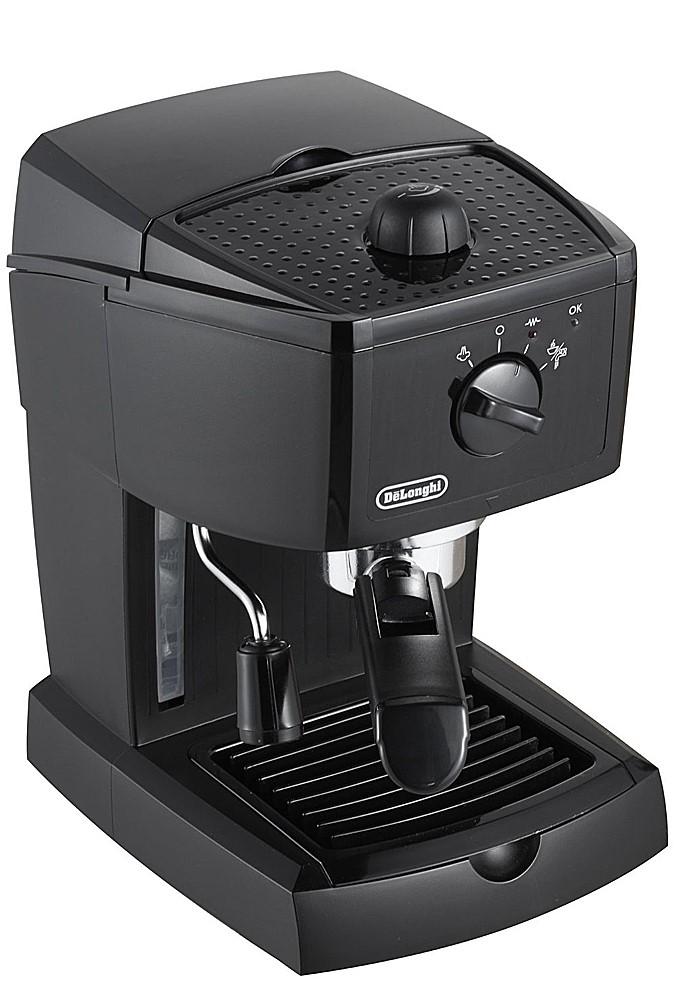 8004399327306 | Кофеварка рожковая DeLonghi EC 146.B Black | Coffee Shop