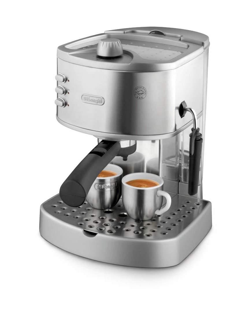 D0132106024 | Кофеварка DeLonghi EC 330.S | Coffee Shop