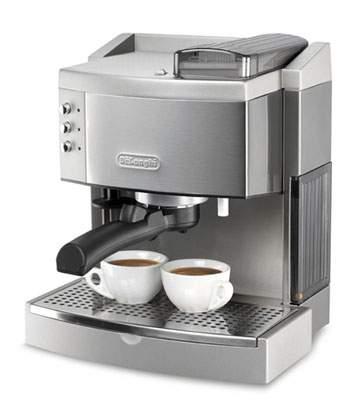 D0132106025 | Кофеварка DeLonghi EC 750 | Coffee Shop