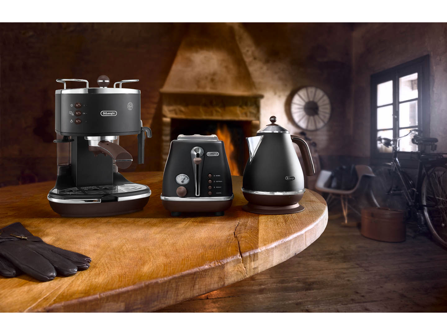 D0132106072 | Кофеварка DeLonghi ICONA ECOV 310 | Coffee Shop