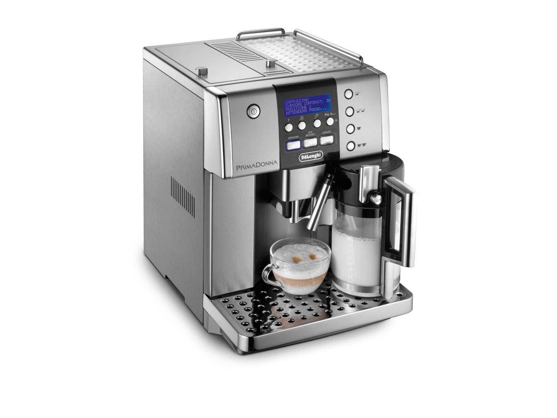 D0132215144   Автоматическая кофемашина DeLonghi PRIMADONNA ESAM 6600   Coffee Shop