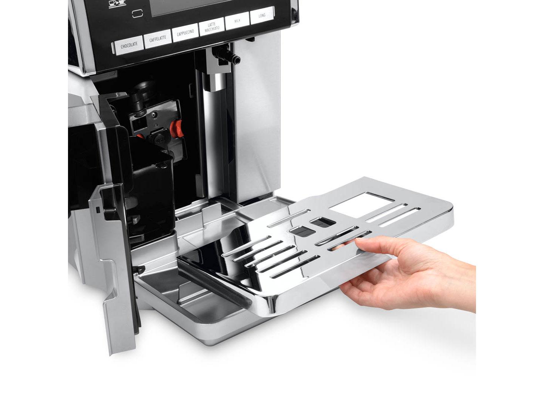 D0132215146 | Автоматическая кофемашина DeLonghi PRIMADONNA EXCLUSIVE ESAM 6904.M | Coffee Shop
