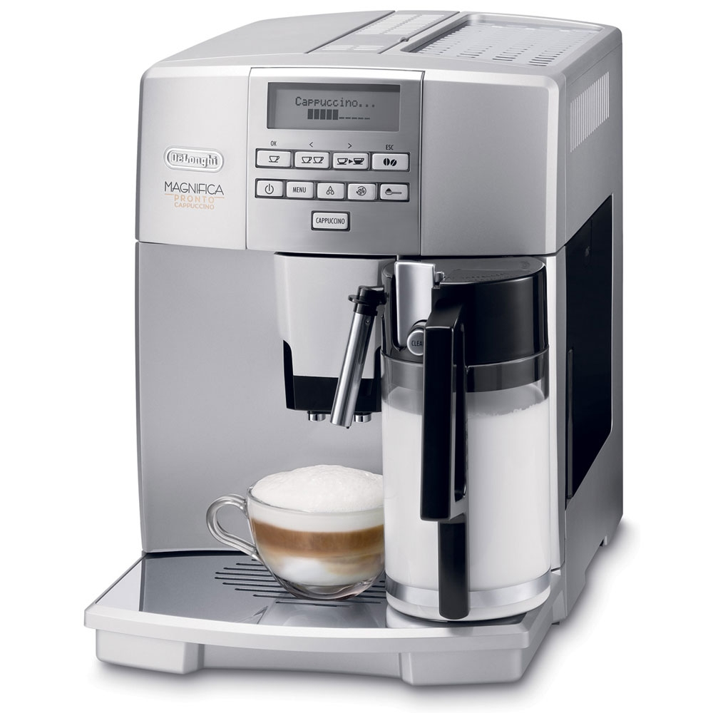 D0132215111 | Автоматическая кофемашина DeLonghi Magnifica ESAM 04.350.S | Coffee Shop