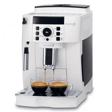 8004399327979 | Кофемашина автоматическая DeLonghi ECAM 21.117.W | Coffee Shop