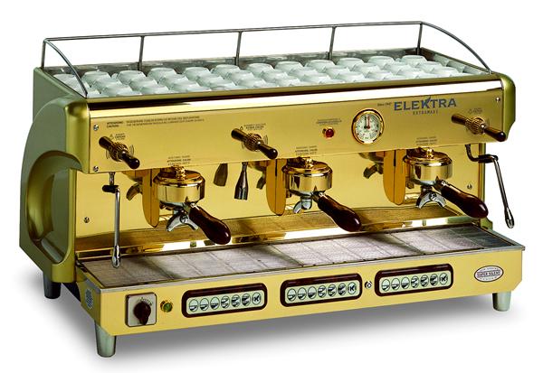 16127 | Кофемашина профессиональная Elektra Old America S 3GR б/у | Coffee Shop