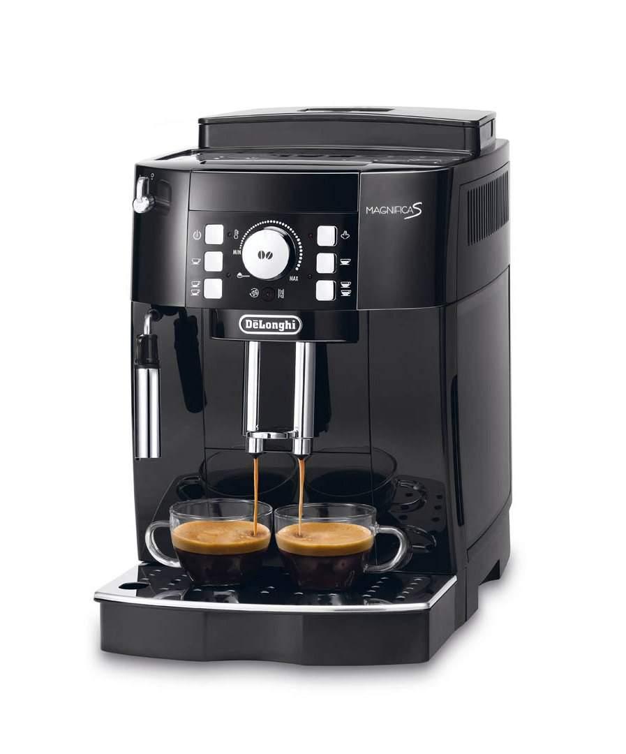 8004399325050-1   Кофемашина DeLonghi Magnifica S ECAM 22.110.B   Coffee Shop
