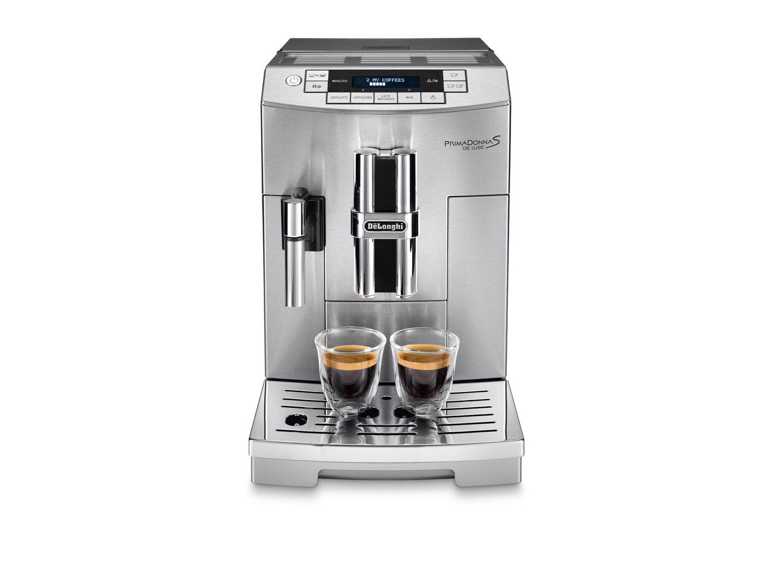 8004399325098 | Автоматическая кофемашина DeLonghi PrimaDonna S De Luxe ECAM 26.455.M | Coffee Shop
