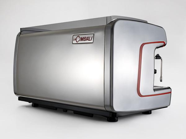 1741 | Кофемашина профессиональная La Cimbali M100 GT Turbosteam Milk4 DT2 | Coffee Shop