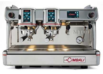1742 | Кофемашина профессиональная La Cimbali M100 GT DT2 | Coffee Shop