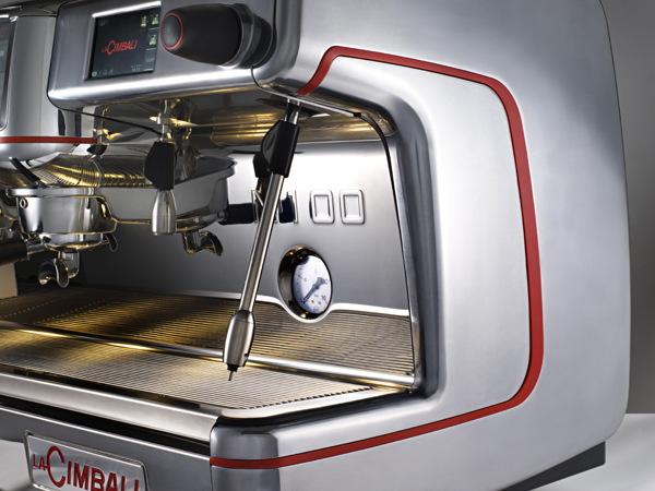 1743 | Кофемашина профессиональная La Cimbali M100 GT DT3 | Coffee Shop