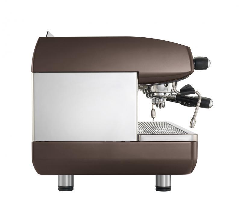 1745 | Кофемашина профессиональная La Cimbali M34 Selectron Turbosteam Milk4 DT/3 | Coffee Shop