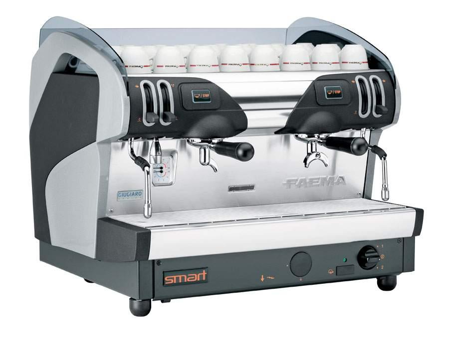 1761 | Кофемашина профессиональная Faema Smart S | Coffee Shop