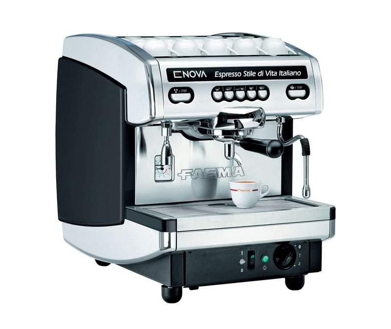 1758 | Кофемашина профессиональная Faema Enova A1 | Coffee Shop