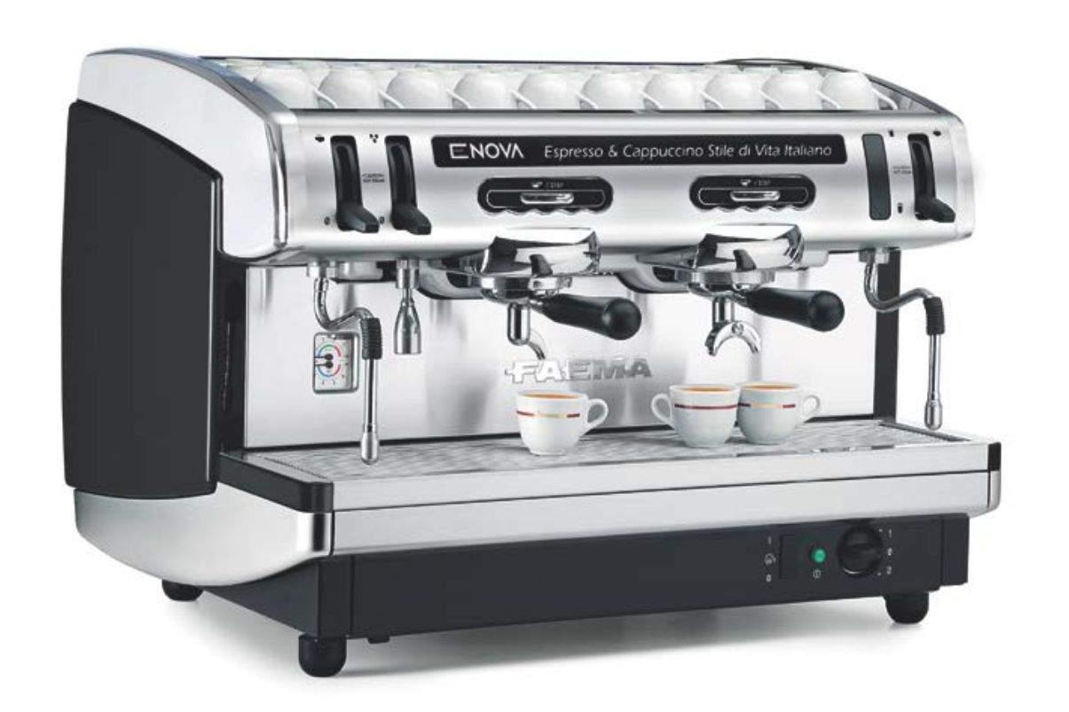 1757 | Кофемашина профессиональная Faema Enova S | Coffee Shop