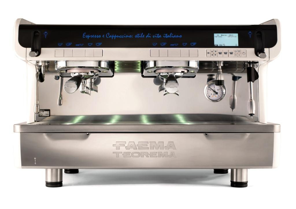 1753   Кофемашина профессиональная Faema Teorema A Auto Steam Milk4   Coffee Shop