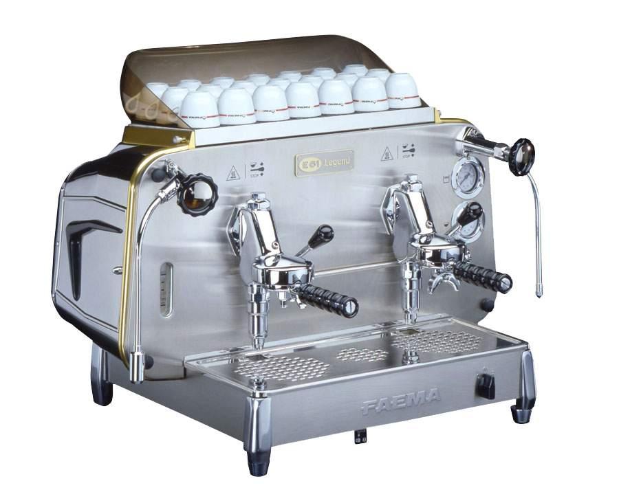 1752 | Кофемашина профессиональная Faema E61 Legend S2 | Coffee Shop