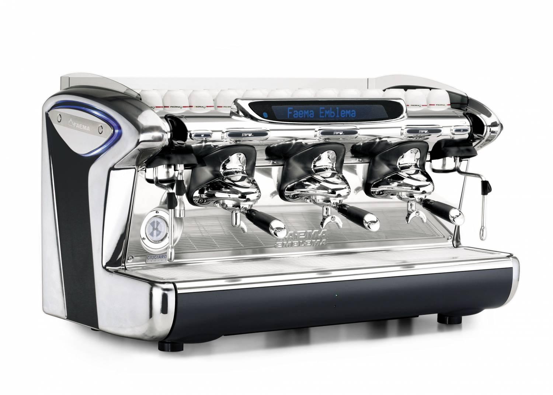 1750 | Кофемашина профессиональная Faema Emblema S2 | Coffee Shop
