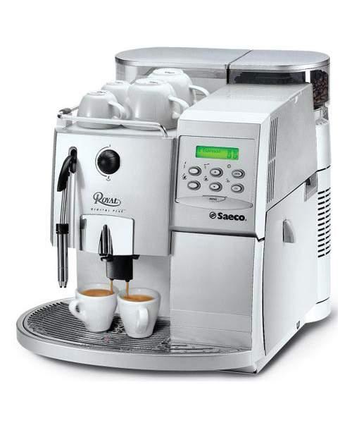 16128 | Кофеварка автоматическая Saeco Royal Digital Plus б/у | Coffee Shop