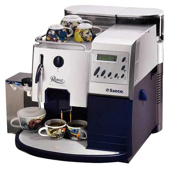 16129 | Кофеварка автоматическая Saeco Royal Professional б/у | Coffee Shop
