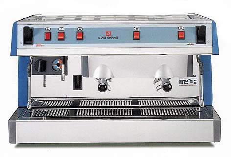 16138 | Кофемашина профессиональная Nuova Simonelli Mac 2000 S (2GR) б/у | Coffee Shop