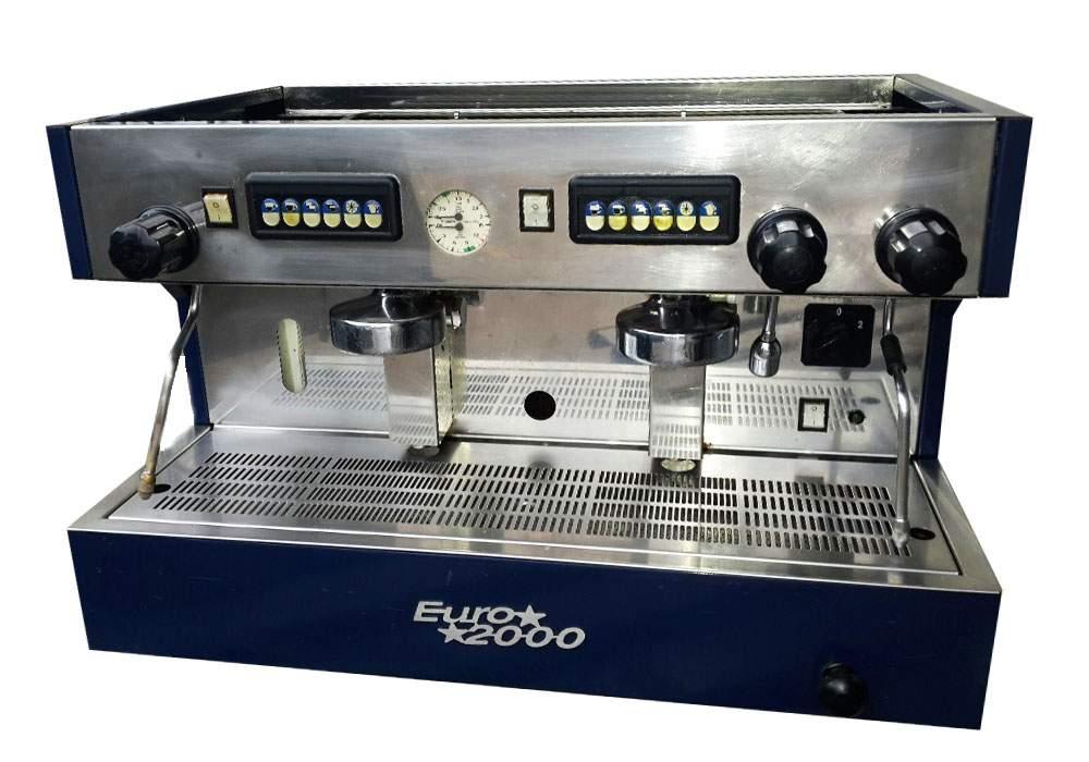 16137 | Кофемашина профессиональная Wega Euro 2000 б/у | Coffee Shop