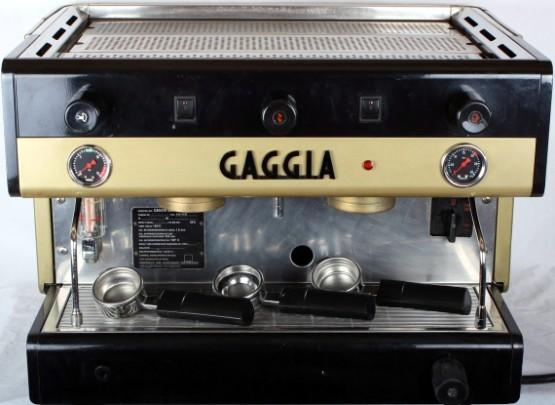 16143 | Кофемашина профессиональная Gaggia E90 S/2 б/у газовая | Coffee Shop