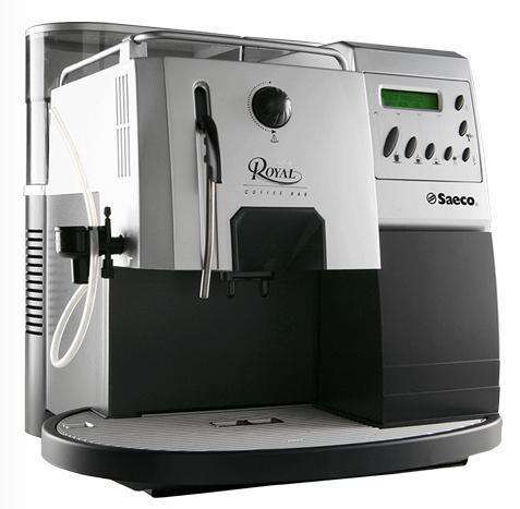 16152   Кофеварка автоматическая Saeco Royal Coffee Bar б/у   Coffee Shop
