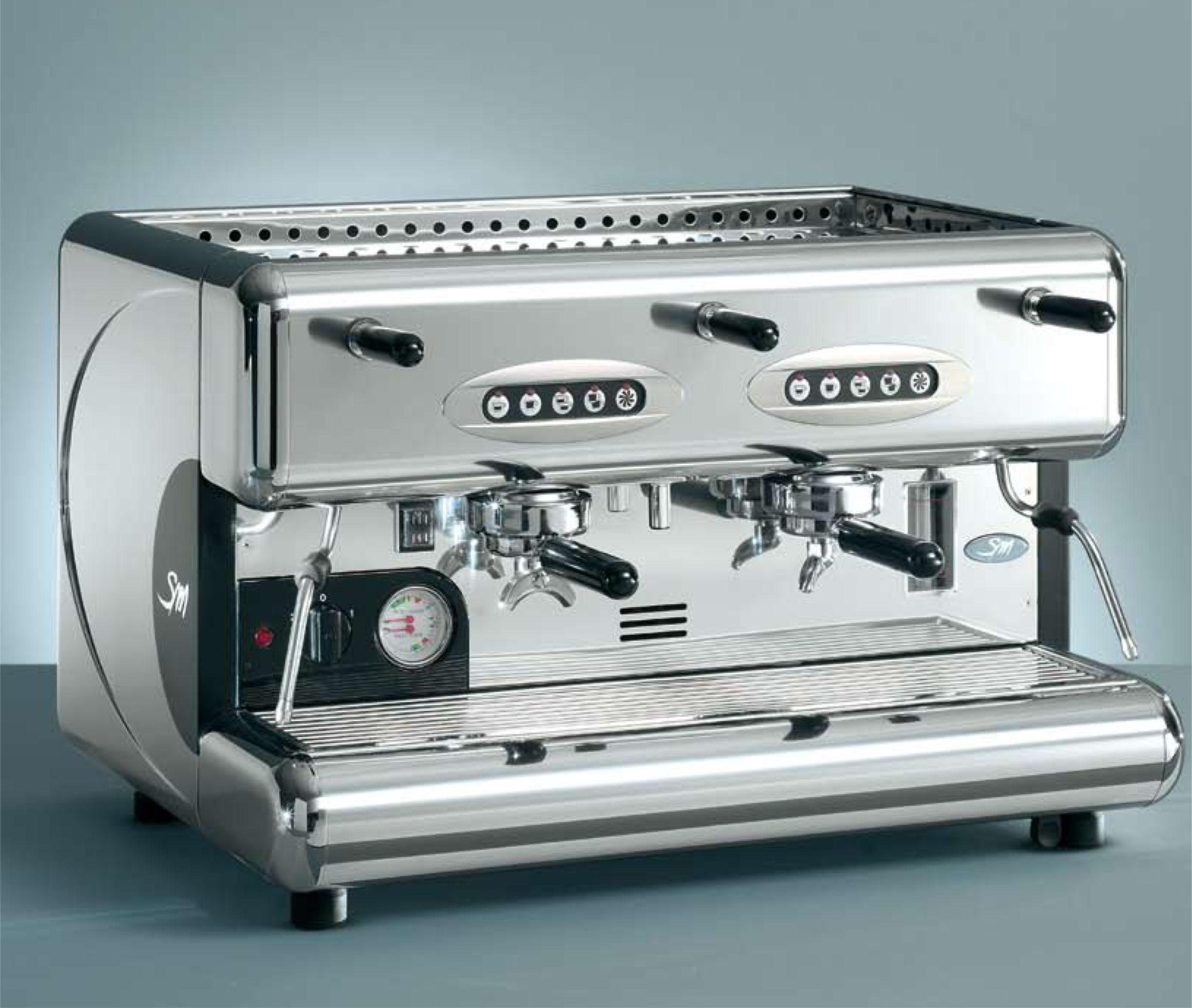 16155   Кофемашина профессиональная La San Marco 85E б/у   Coffee Shop