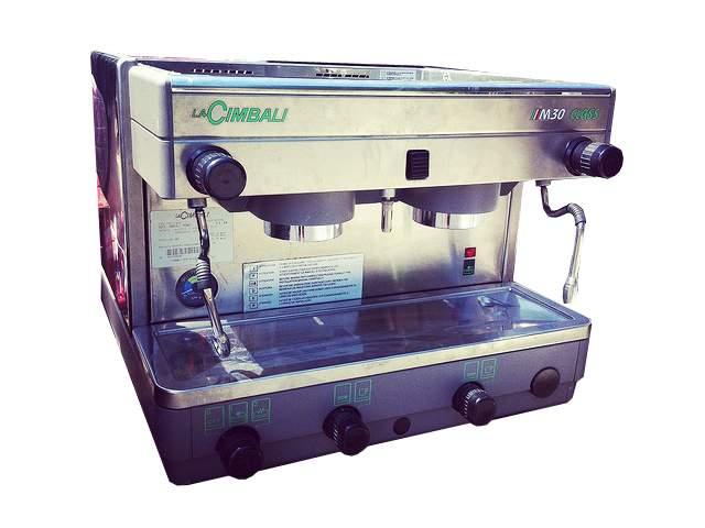 16158 | Кофемашина профессиональная La Cimbali M30 Class C/2 б/у | Coffee Shop