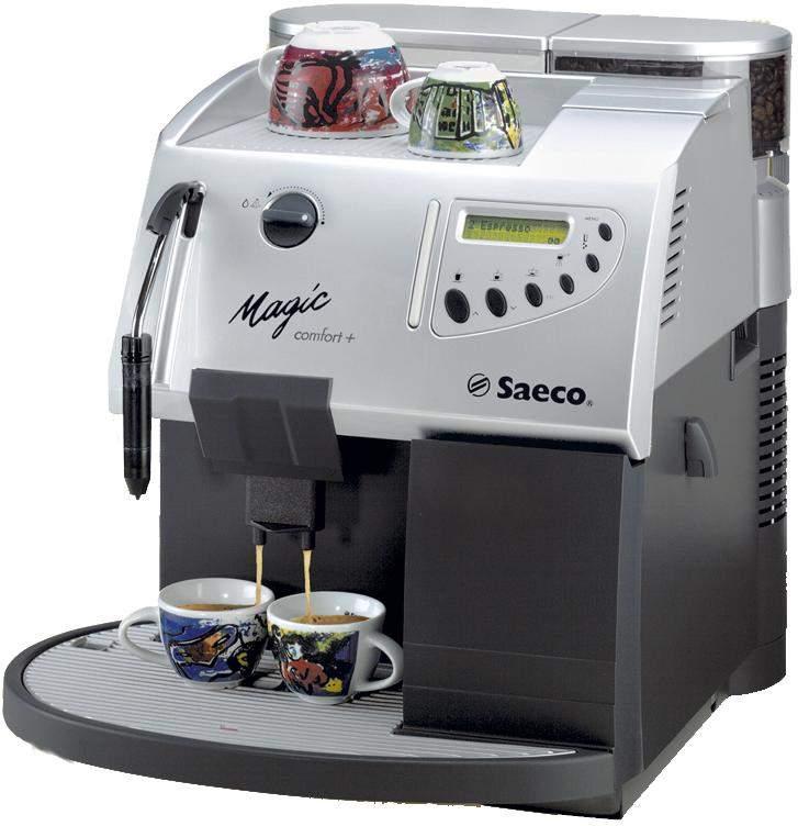 16194 | Кофеварка автоматическая Saeco Magic Comfort Plus б/у | Coffee Shop