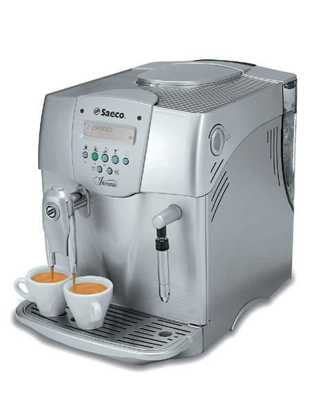 16196 | Кофеварка автоматическая Saeco Incanto Digital б/у | Coffee Shop