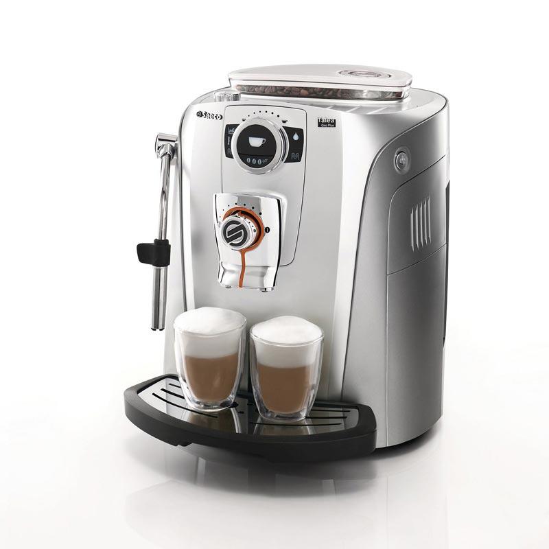 16209   Кофеварка автоматическая Saeco Talea Giro Plus б/у   Coffee Shop