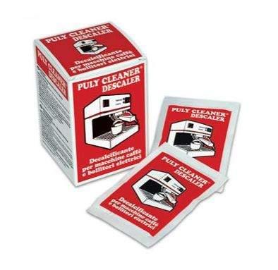 9V2 | Порошок для удаления накипи Puly Cleaner Descaler Crystals | Coffee Shop