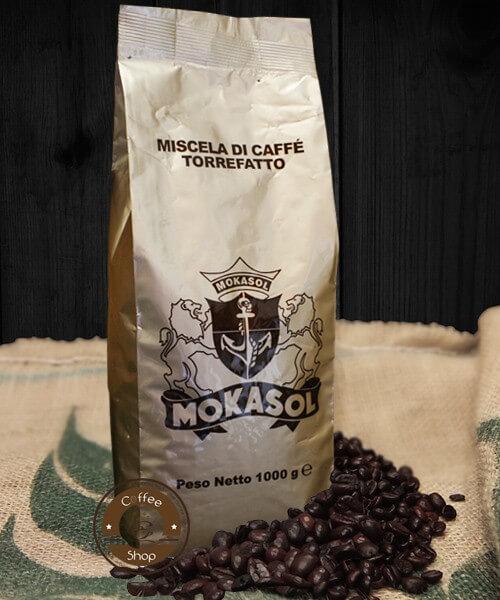 1911   Кофе в зёрнах Mokasol Best Price 1кг   Coffee Shop