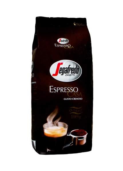 Кофе Segafredo Espresso Casa в зернах 1 кг