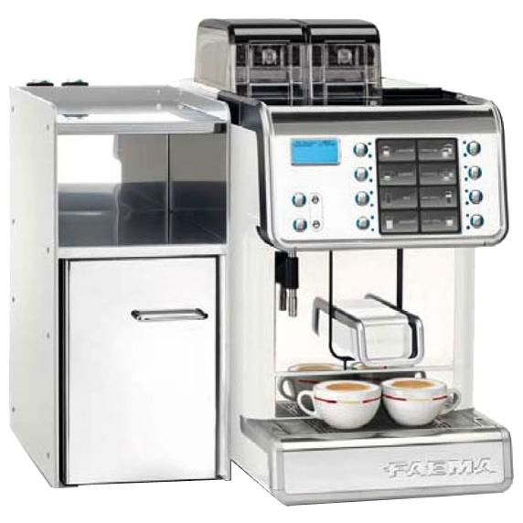 Кофемашина автоматическая Faema Barcode MilkPS/11