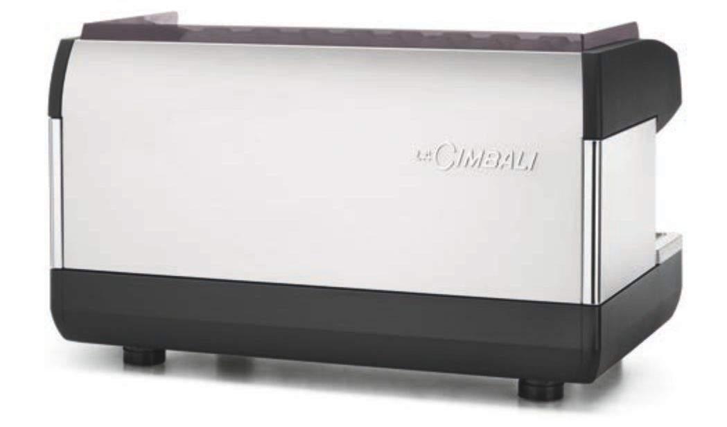Кофемашина профессиональная La Cimbali M24 Plus DT/2