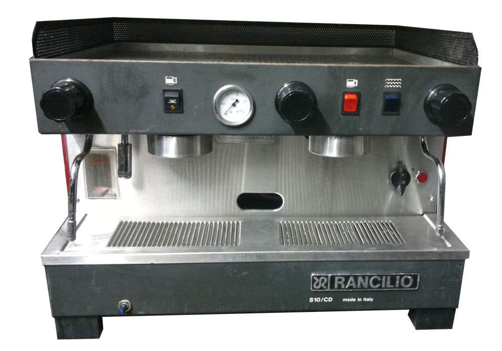 Кофемашина профессиональная Rancilio S10/CD б/у