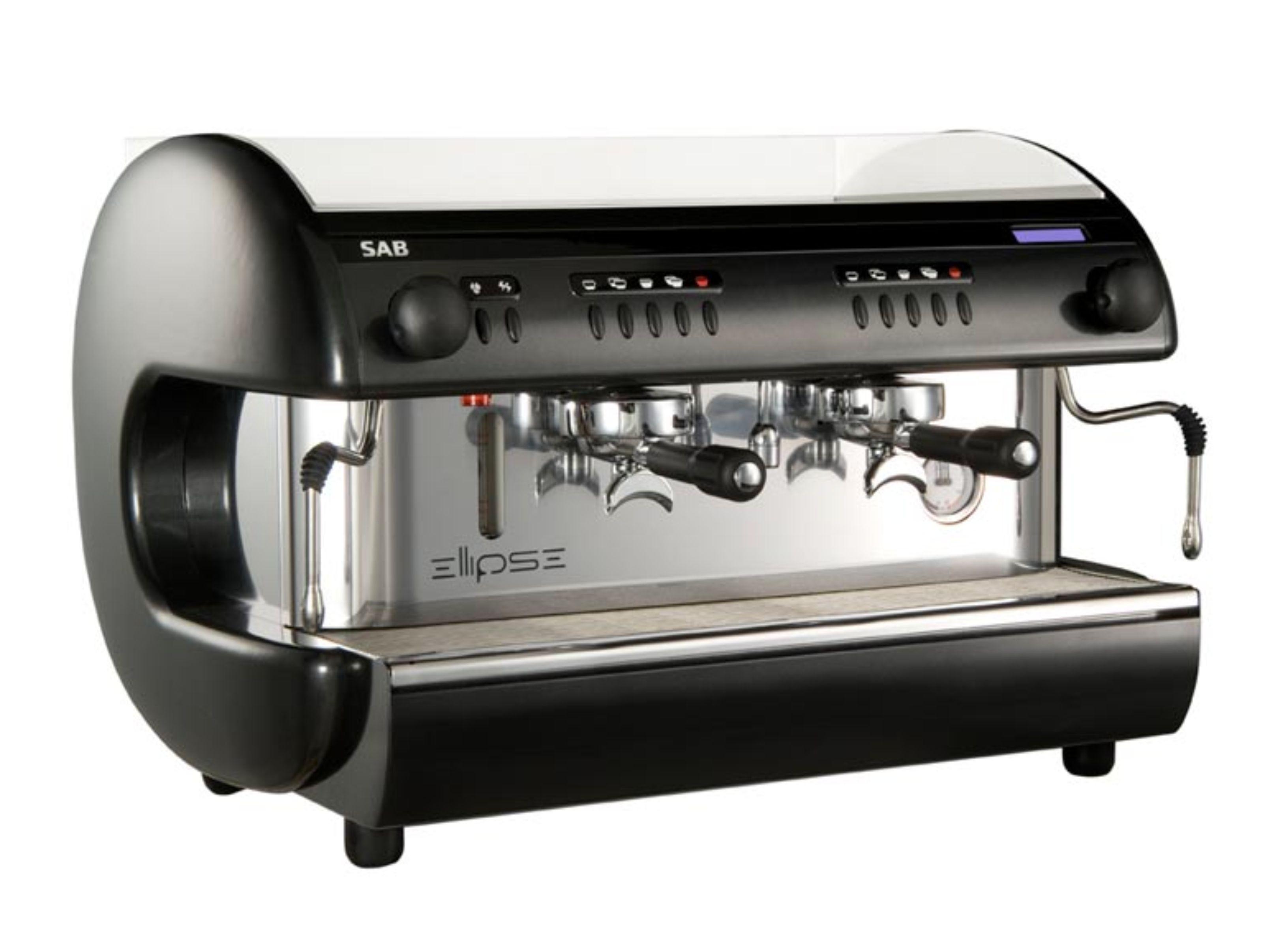 Кофемашина профессиональная SAB S.V. Italia Ellipse Automatic (2 GR) б/у