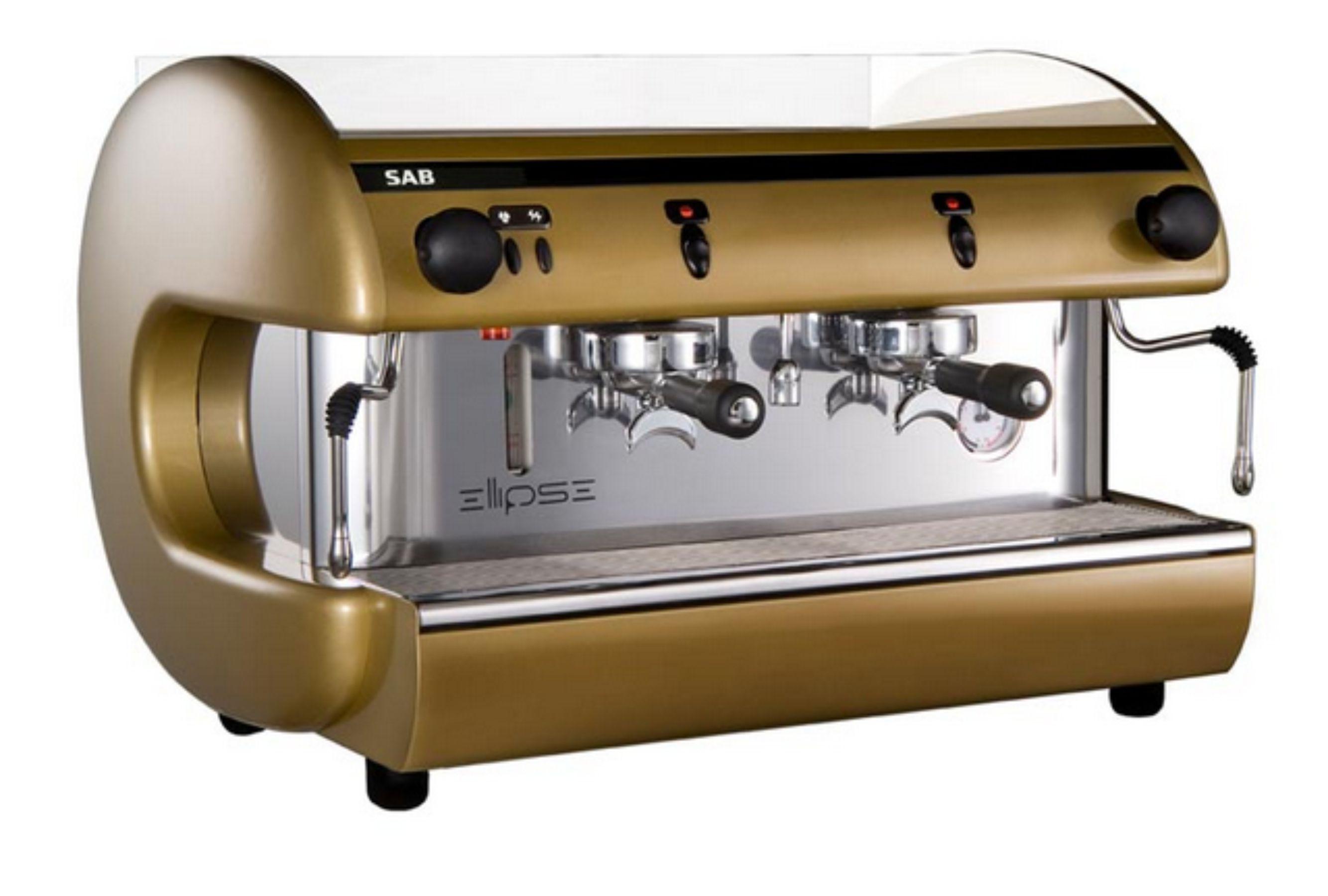 Кофемашина профессиональная SAB S.V. Italia Ellipse (2 GR)