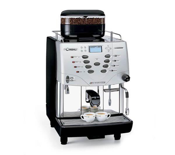 Кофемашина автоматическая La Cimbali M2 Barsystem б/у